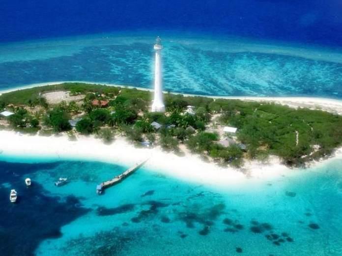 Visitar as Lagunas é um dos motivos para conhecer a ilha de Nova Caledônia