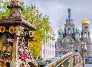 atrações gratuitas em São Petersburgo