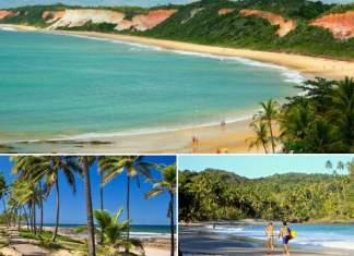 praias mais lindonas da Bahia