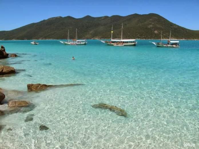 Arraial do Cabo é um dos Destinos no Brasil com Águas Cristalinas
