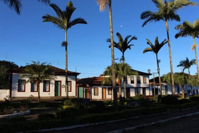 Centro Histórico em Santana dos Montes