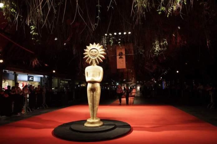 Festivel de cinema em Gramado no frio