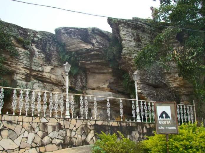 Gruta de São Tomé em São Tomé das Letras MG