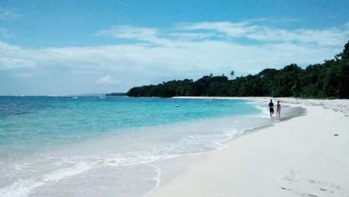 Isla Cayo Zapatilla em Bocas del Toro Panamá