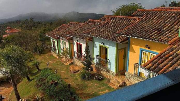 Lavras Novas é um dos Passeios próximos a Belo Horizonte que são perfeitos para fazer no frio