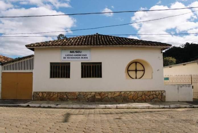 Museu de Tecnologia Rural em Santana dos Montes