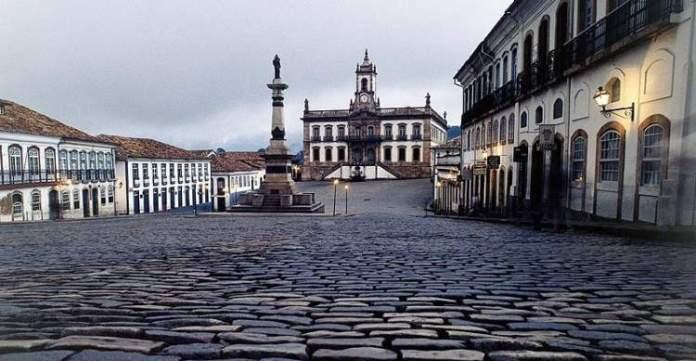 Ouro Preto é um dos Melhores Destinos Para Viajar Sozinho no Brasil