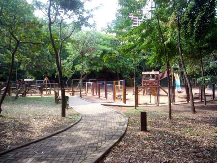 Parque Areião é um dos lugares incríveis em Goiânia