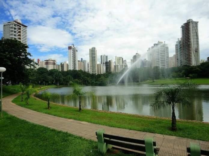 Parque Vaca Brava é um dos lugares incríveis em Goiânia