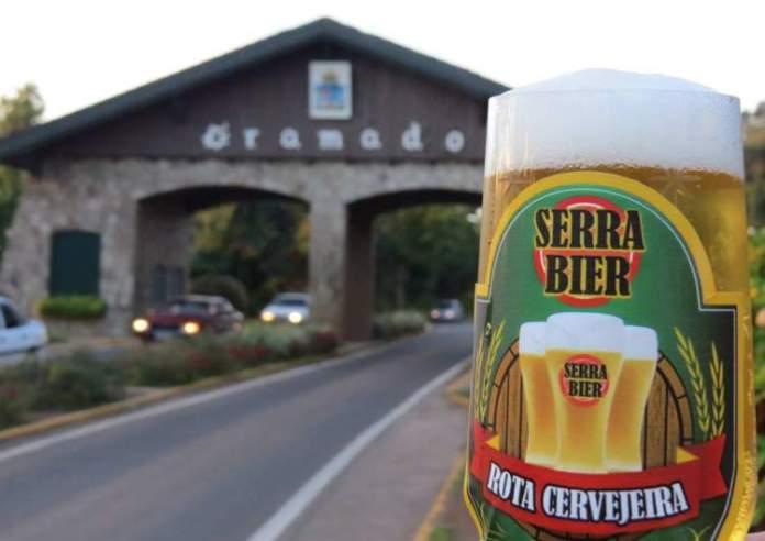 Rota Cervejeira é um dos Passeios na Serra Gaúcha