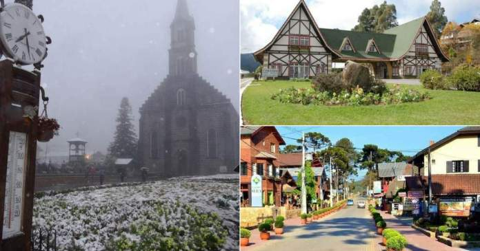 cidades que ficam mais charmosas no inverno