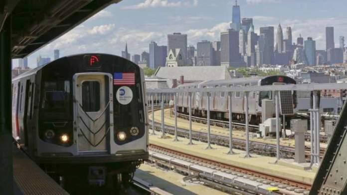 Andar de metrô uma das coisas para fazer em Nova York