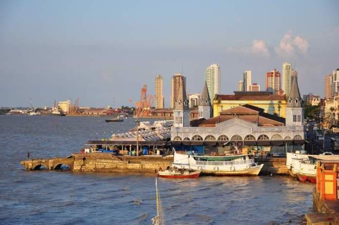 Belém é um dos destinos no Brasil baratos para viajar nas férias