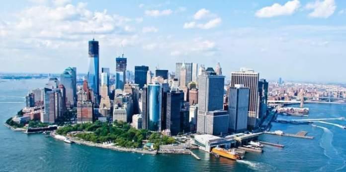 Conhecer a Ilha de Manhattan é uma das coisas para fazer em Nova York