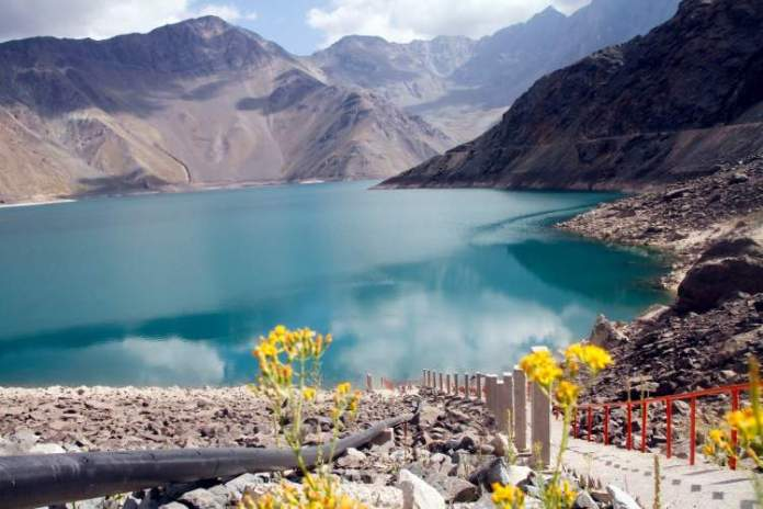 Embalse el Yeso em Santiago do Chile