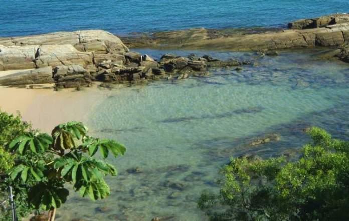 Lagoinha é uma das melhores praias de Bombinhas