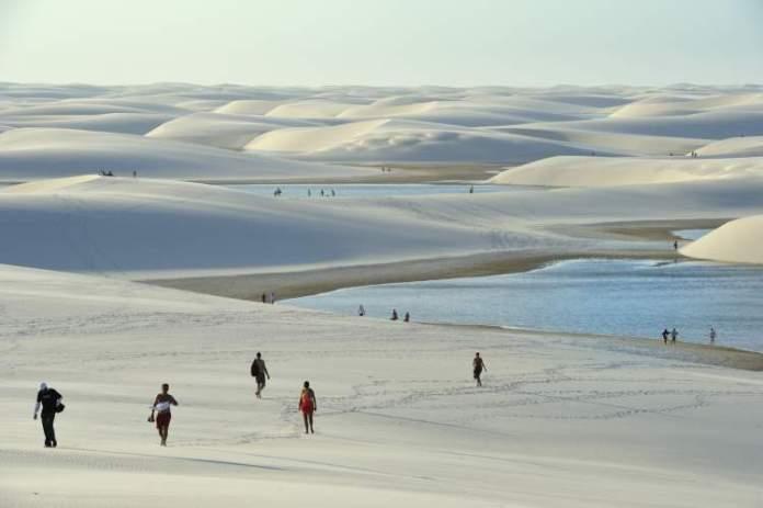 Lençóis Maranhenses é um dos melhores destinos turísticos do mundo
