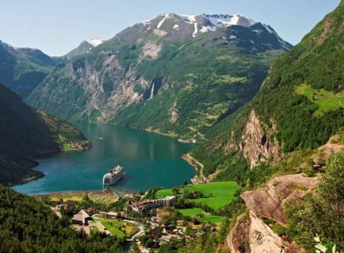 Noruega é um dos melhores destinos turísticos do mundo