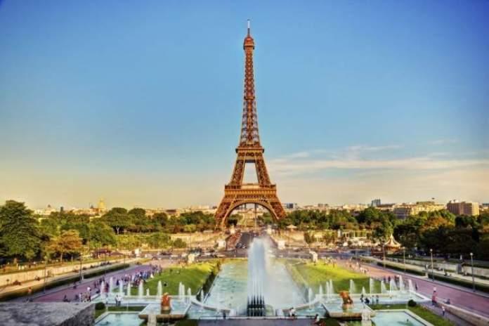 Paris é um dos melhores destinos turísticos do mundo