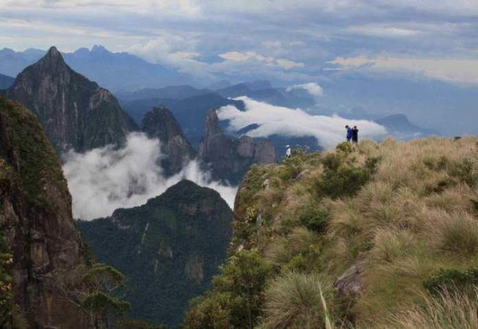 Parque Nacional da Serra dos Órgãos em Petrópolis