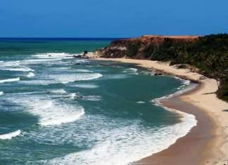 Praia do Amor no RN