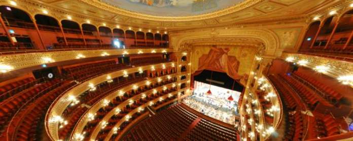 Teatro Colón é uma das atrações turísticas em Buenos Aires