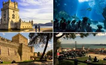 motivos para viajar para Lisboa