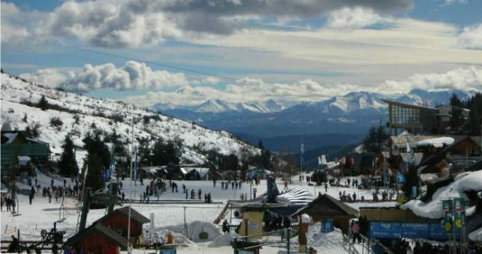 Bariloche é um dos países para viajar sem visto