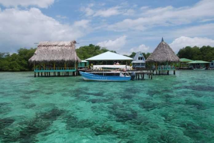 Cayos Coral é uma das melhores praias do Panamá
