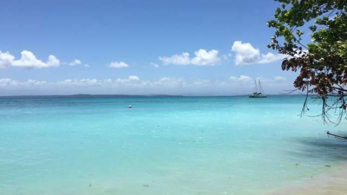 Cayos Zapatilla é uma das melhores praias do Panamá