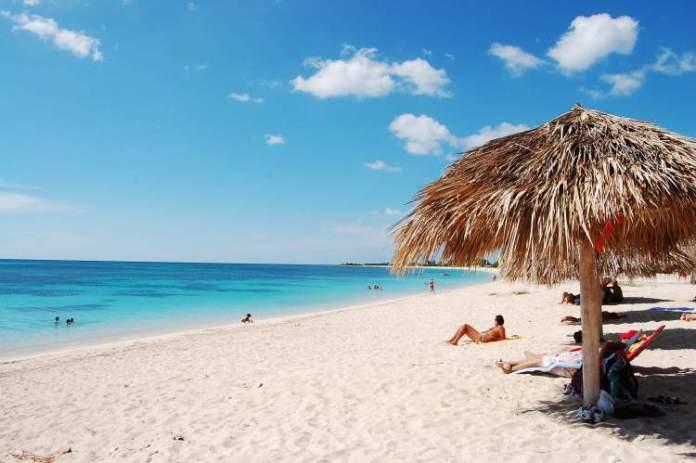 Covarrubias é uma das melhores praias de Cuba