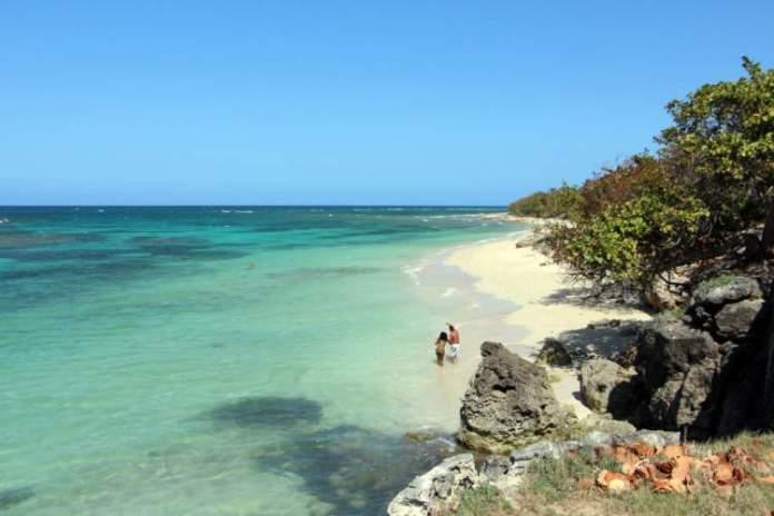 Esmeralda é uma das melhores praias de Cuba