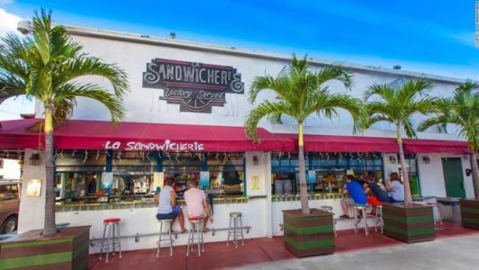 La Sandwicherie em Miami