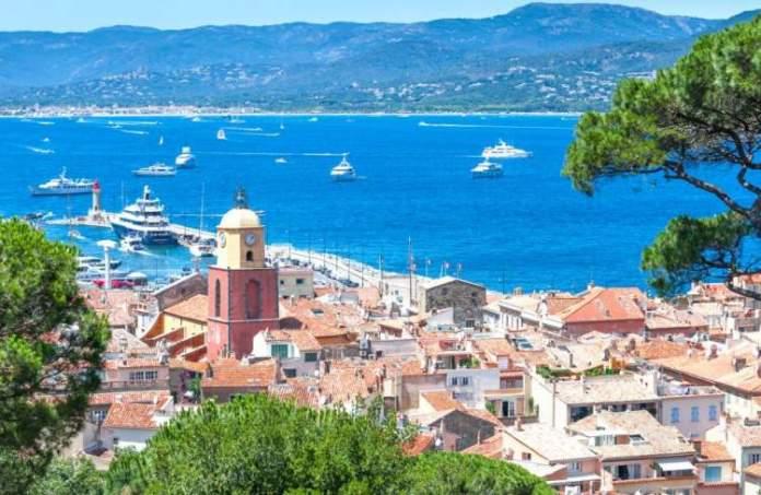 Saint Tropez França é um dos destinos para viajar em setembro de 2019