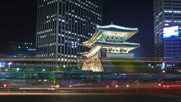 Seul na Coreia do Sul é um dos destinos baratos para viajar em julho de 2019