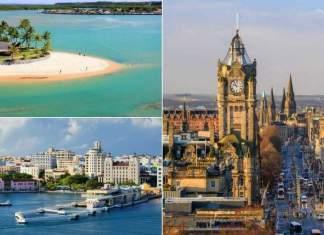 destinos para viajar em maio 2019