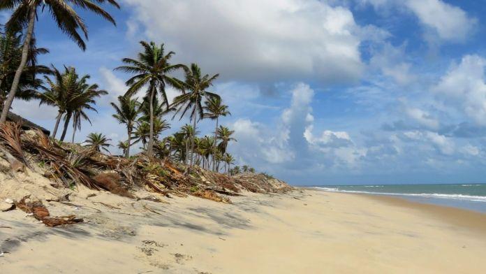 Praia de Tabuba, Maceió