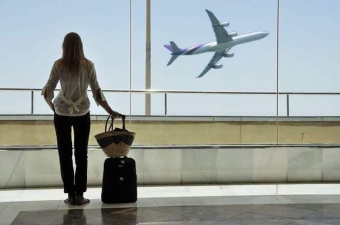 viajar de avião post