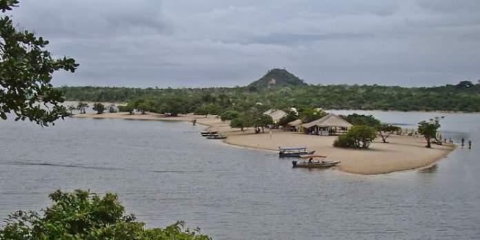 Alter do chão é um dos destinos baratos para viajar no norte do Brasil