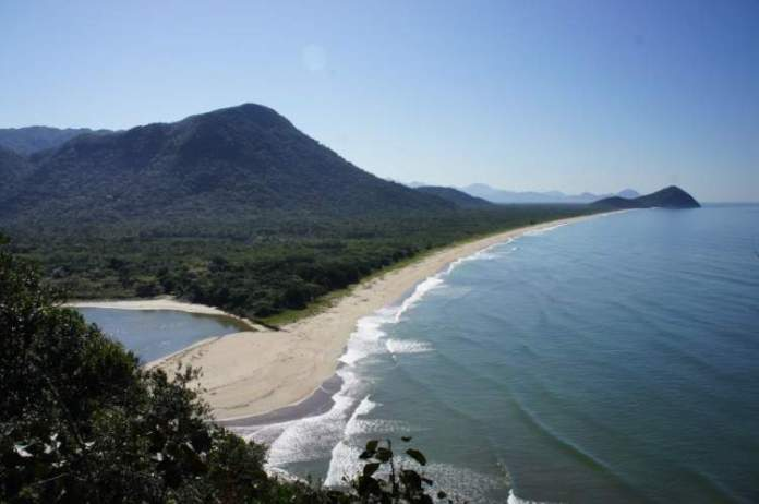 Barra do Una Peruíbe é um dos destinos mais baratos no Brasil para viajar em 2019