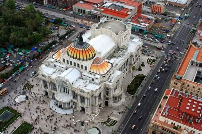 Cidade do México é um dos destinos baratos para viajar em novembro de 2019