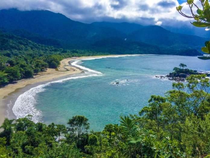 Ilha Bela é uma das melhores praias para lua de mel no Brasil