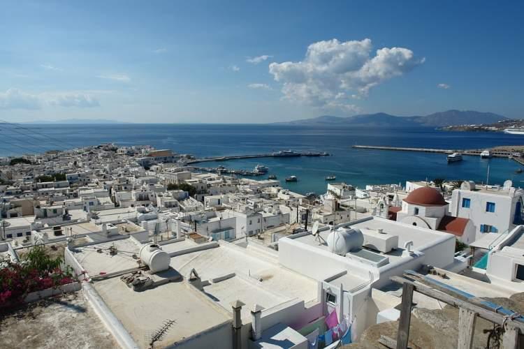 Melhor época para ir à Grécia post dois