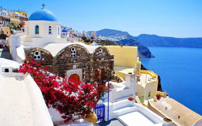 Melhor época para ir à Grécia post