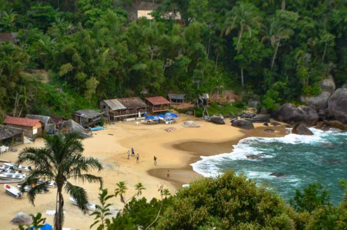 Paraty é uma das melhores praias para lua de mel no Brasil