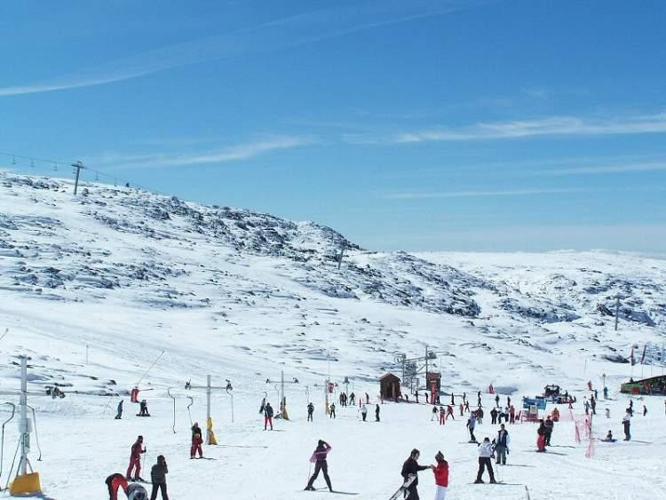 melhor época para ir a Portugal e conhecer a Serra da Estrela