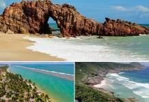 melhores praias para lua de mel no Brasil