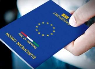 novo visto para a União Europeia