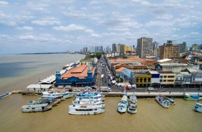 Belém no Pará é um dos destinos nacionais lindos e baratos