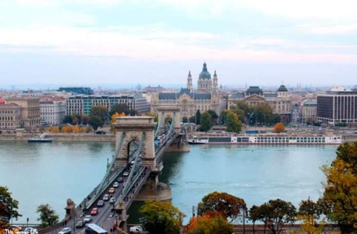 Budapeste na Hungria é um dos destinos baratos para conhecer na Europa